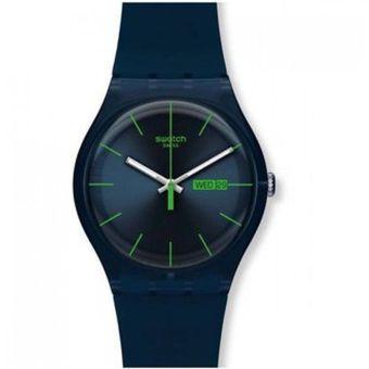 Rebel Pulsera De Blue Swatch Reloj Swsuon700 OPXkiuZ