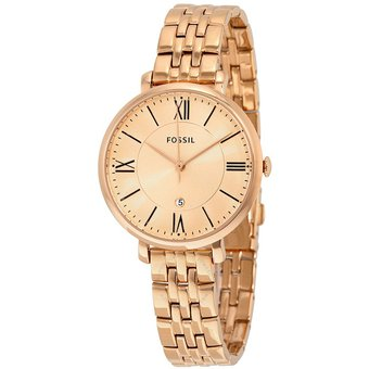 bd91ec9cb21c Compra Reloj Fossil Jacqueline ES3435 para Dama - Oro Rosa online ...