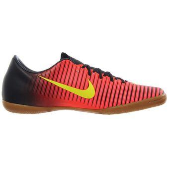 best sneakers 9c55d dca1f Agotado Zapatos Fútbol Hombre Nike Mercurial Victory VI IC -Rojo Y Amarillo
