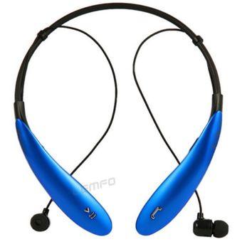 Audífonos Manos libres Bluetooth Sport FM Radio, Compatibles con Smartphones,Iphone, Samsung, Lg