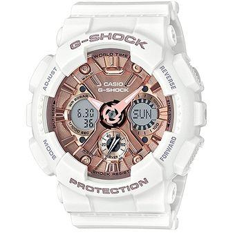 06e975cdb9a1 Compra Casio G-Shock - Reloj GMA-S120MF-7A2 para Mujer online ...