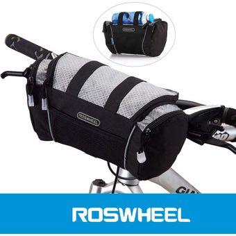4880c7e1e3e Compra Roswheel 5L Bolsillo de Tubo Frente Bolsa de (Gris) online ...