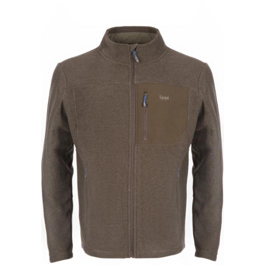 Chaqueta Dune Blend-Pro Jacket Verde Grisaceo Lippi