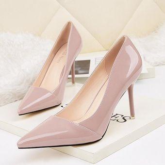 7160b9a5 Compra Zapatos De Tacon Generic Mujer-Púrpura online | Linio Argentina