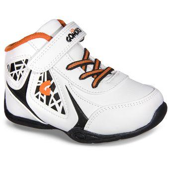 ad3e8517325 Compra Zapato Arnot Blanco-Negro Para Niño Los Gomosos online ...
