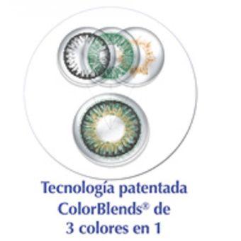 bf1e117a13 Agotado LENTES DE CONTACTO COSMETICOS FRESHLOOK COLORES SURTIDOS - BROWN
