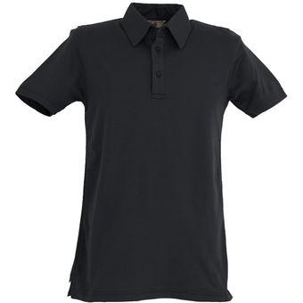 Playera Caballero POLO Dry FIT Hombre Dacache Uniforme Empresarial  Ejecutivo Oficina Color-Gris Oxford 56aae2e55687a