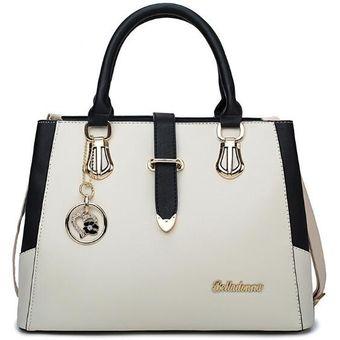 más baratas al por mayor amplia selección de diseños Carteras Fashion-cool Mujer -blanco
