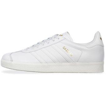 ef873dcc0 Compra Tenis Adidas Gazelle W - BY9354 - Blanco - Mujer online ...