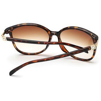 Agotado Moda Gafas De Sol Estrella Gradiente Lentes Los Anteojos Con  Diamantes De Imitación -Leopardo d7aedfc475