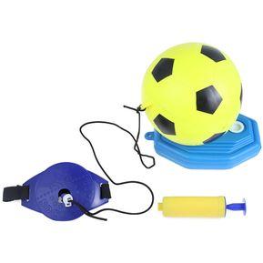 Inflable De Fútbol Set Niños Al Aire Libre De Interior Juguete Deporte 944affca38063