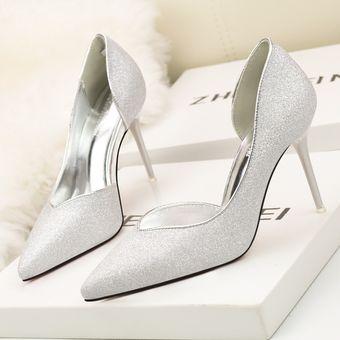 03a92076eb9 Compra Mujer Taco Zapatos De Tacon Estilo Elegante De Color ...