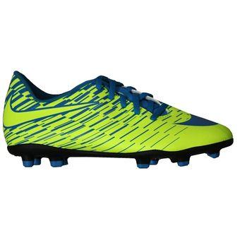 Compra Tacos de Fútbol Niño Nike Jr Bravata II FG -Amarillo online ... 3977e87c322b5