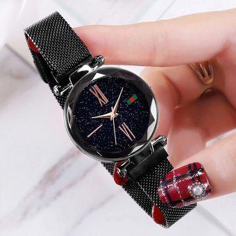 cfab719f281 Compra Reloj Dama Imán Cielo Estrellado - Negro online | Linio México