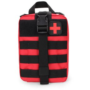 c22f04452 Viajes Al Aire Libre Portable Kit De Primeros Auxilios (rojo)