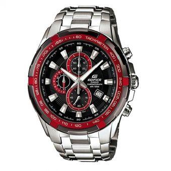 552d28ffa578 Agotado Reloj Casio Edifice EF-539D-1A4V Correa Acero Inoxidable Para Hombre