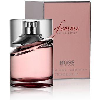105ed6fe3d8b Compra Perfume Original Boss Femme 75ml De Hugo Boss Para Mujer ...