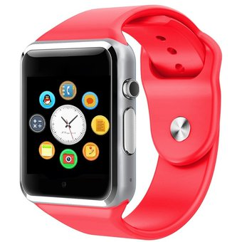 Smart Watch  Rojo