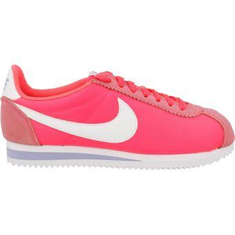 47f354ff6c Zapatos Deportivos Mujer Nike Classic Cortez Nylon-Rosa|Linio Perú ...