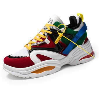 8ef4e5e4b3c0 Zapatillas red de moda para mujer