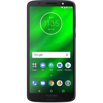 71bfefaeed Compra Motorola Moto G6 Plus 64GB 4GB RAM - Deep Indigo (NEGRO ...