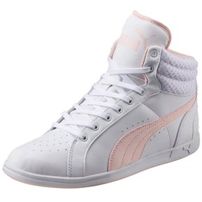 044acc347e Zapatillas Puma para Dama-Blanco con Rosado 363713 05 (5*-8*