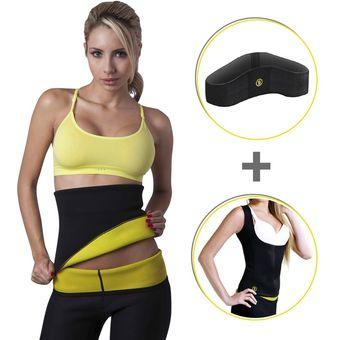 Compra Faja Cinturilla Lisa Hot Shapers Cami Hot Instant