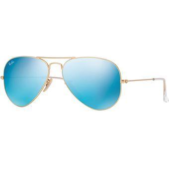 642e59217f773 Gafas de Sol Ray Ban Sol Aviator Large Metal Dorado mate 0RB3025 - 112 17