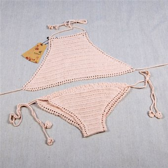 Compra Sexy Bikini De Backless Para Mujeres 6755777921f