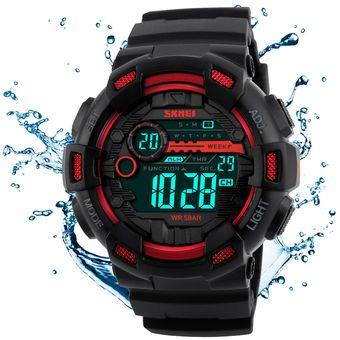 disfruta del envío gratis el precio se mantiene estable Moda Reloj Sport Skmei Hombre Militar Cronometro Natación
