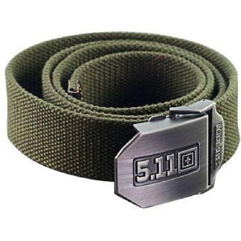 26cc97ef7 Compra Cinturón Táctico Militar Correa Reata Unisex 5.11 Negro ...