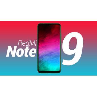 Xiaomi Redmi Note 9 64Gb Liberados - Verde