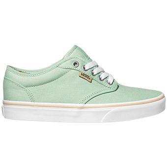 Compra Zapatillas Vans Para Mujer-Verde VN0A348XMY3 (5 -9) ATWOOD ... 3141543f6ef