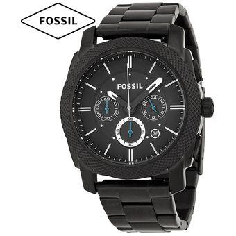 c6d7abc08fb0 Compra Reloj Fossil Machine FS4552 Cronometro Acero Inoxidable ...