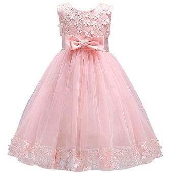 2 10t Vestido De Fiesta Para Niñas De Tamaño Para Vestidos Fiesta Bodas