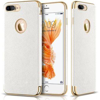 carcasa iphone 8 plus blanca
