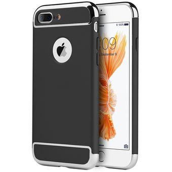 carcasa y protector iphone 8 plus
