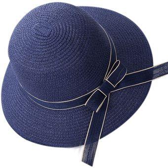 5245fd0a9f2fa Playa Sombrero De Sol Sombrero De Copa Sombrero De Visera De Verano -  Color-3