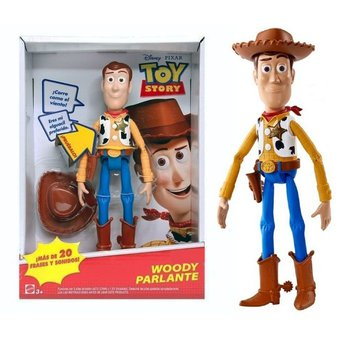 Compra Toy Story - Woody Parlante - Mattel online  0add636fe45