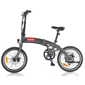 BICICLETA ELECTRICA - APOLLO BIKES - SMART 1S PLUS PLEGABLE - NEGRO 94111ed0c14