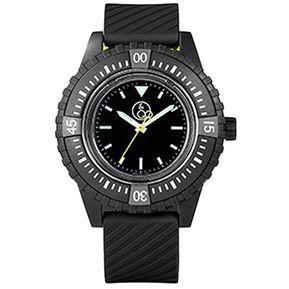Reloj Solar RP06J001Y Smile Solar 20 BAR Series Collection Análogo Solar -Negro