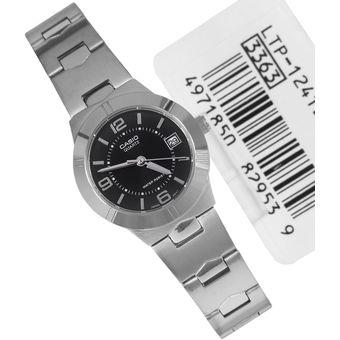 39b73dc47a1d Reloj Casio Dama Modelo LTP-1241D-1ADF Análogo Resistente Al Agua Original