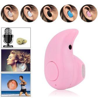 Mini Ultra-pequeña Auriculares S530 4.0 Stereo Bluetooth Headset Para Iphone Samsung Xiaomi Y Otros Dispositivos