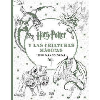 Compra Pack Harry Potter Libros Para Pintar Online Linio Chile