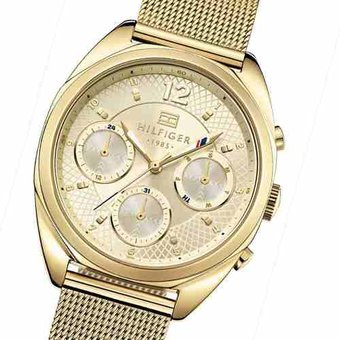 e9a37e383e36 Compra Reloj Tommy Hilfiger 1781488 -Dorado online