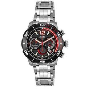 36cad18f41af Reloj Citizen Eco-Drive Caballero 60416-Plateado.
