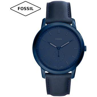 1f9acef3bf5f Compra Reloj Fossil Minimalist FS5448 Ultra Delgado Correa de Cuero ...