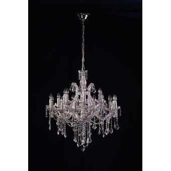 compra candil de cristal cortado gamalux rg5006-15l 15 luces online