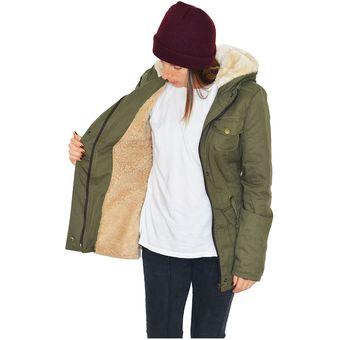 63c0012a9c7fb Compra Parka Bear Piel Mujer Verde Militar Chelsea Market online ...