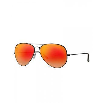 38a9d33121 ... amazon lentes de sol ray ban rb3025 002 4w aviator flash gradient  naranja espejo d8a1e 37ca3